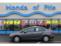 Priced below Market! CarFax One Owner! This Honda Civic