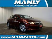 CLEAN CARFAX!. Join us at Manly Automotive! Get ready