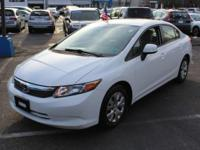 This 2012 Honda Civic Sdn LX is proudly offered by