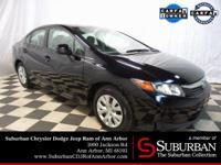 2012 Honda Civic LX with ** POWER WINDOWS ** POWER