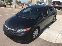 4 Cylinder  Options:  5-Speed Automatic|This 2012 Honda