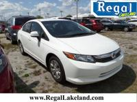 GREAT DEALS W/ THE MOST CHOICES @ REGAL HONDA. Your