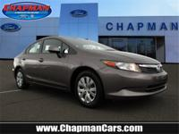 New Price! CARFAX One-Owner. Clean CARFAX. Gray 2012