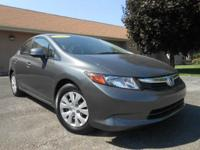 2012 HONDA CIVIC SEDAN! POWER WINDOWS, POWER LOCKS, AND