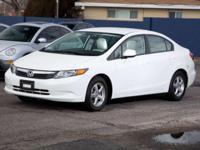 Options:  2012 Honda Civic Sdn 4Dr Auto