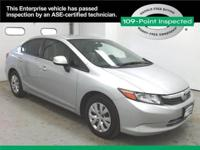 2012 Honda Civic Sdn 4dr Auto LX 4dr Auto LX Our