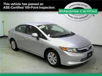 2012 Honda Civic Sdn 4dr Auto LX Our Location is: