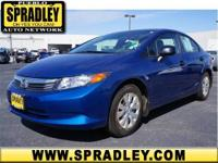 2012 Honda Civic Sdn 4dr Car DX Our Location is: