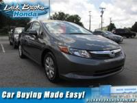 NEW ARRIVAL! -CARFAX ONE OWNER- - GREAT FUEL ECONOMY-