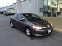 2012 Honda Civic Sdn 4dr Car LX Our Location is: