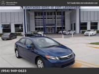 2012 Honda Civic Sdn. Our Place is: Mercedes-Benz Of Ft