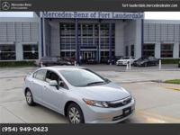 2012 Honda Civic Sdn. Our Location is: Mercedes-Benz Of