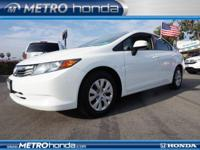 Contact Metro Honda today for information on dozens of