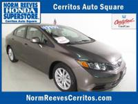2012 HONDA Civic Sdn Sedan 4dr Auto EX-L Our Location