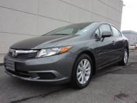 2012 Honda Civic Sdn Sedan Auto EX-L w/Navi Our