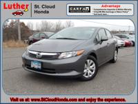 Honda Certified, CARFAX 1-Owner, ONLY 13,054 Miles!