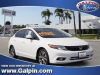 2012 Honda Civic Si 4D Sedan Si Our Location is: Galpin