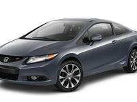 CARFAX One-Owner. 2012 Honda Civic Si FWD Close-Ratio