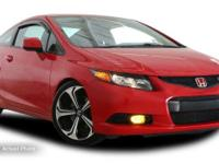 LOW MILES!!, Civic Si, Close-Ratio 6-Speed Manual,