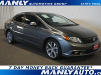 SUNROOF/MOONROOF, CLEAN CARFAX!, BLUETOOTH/HANDS FREE,