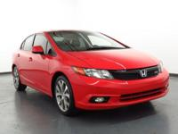 2012 Honda Civic AUX/USB PORT, NEW TIRES, LOW MILES,