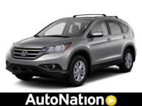 2012 Honda CR-V Our Location is: AutoNation Honda