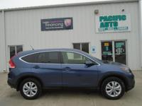 1 Owner 2012 Honda CR-V with only 13k miles!!!! This