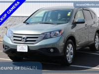 2012 Honda CR-V EX Opal Sage Metallic New Price! CARFAX