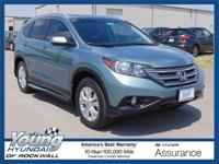 CR-V EX-L LEATHER, 4D Sport Utility, 2.4 L I4 16V DOHC