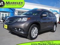 Ready for adventure! Meet our efficient 2012 Honda CR-V