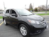 Tried-and-true, this pre-owned 2012 Honda CR-V EX-L