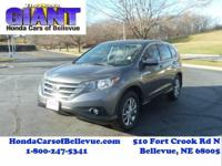 This 2012 Honda CR-V EX 4WD is offered to you for sale