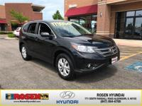 **HARD TO FIND** 2012 Honda CR-V EX with only 37,835