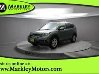 2012 Honda CR-V EX - CARFAX 1-Owner, LOW MILES -