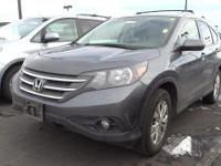 Check out this 2012 Honda CR-V EX. Its Automatic
