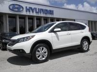 Clean Carfax and One Owner. CR-V EX, 2.4L I4 DOHC 16V