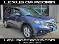 Options:  2012 Honda Cr-V Ex|Carfax One-Owner. Clean