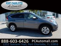 ***HONDA CERTIFIED***  Move quickly! At Port Charlotte