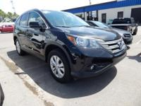 CARFAX One-Owner. Clean CARFAX. Gray 2012 Honda CR-V