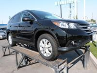 New Arrival! This 2012 Honda CR-V EX-L will sell fast
