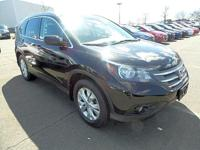 Come test drive this 2012 Honda CR-V! Maximum utility