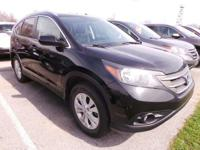 Check out this 2012 Honda CR-V EX-L. Its Automatic