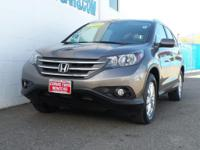 Options:  2012 Honda Cr-V Ex-L|Aluminum/Alloy
