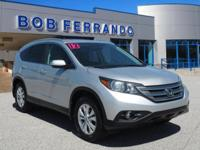 Options:  2012 Honda Cr-V Ex-L|Miles: 83244Color: