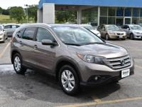 This 2012 Honda CR-V EX-L is proudly offered by Smart
