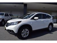 Options:  2012 Honda Cr-V Ex-L|60|387 Miles|Stock