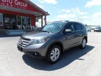 Options:  2012 Honda Cr-V Take On Your Day Behind The