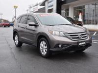 This 2012 Honda CR-V EX-L is proudly offered by Crain