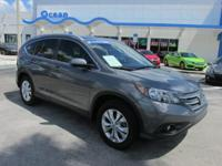 WOW! Just in this Honda CR-V with onlt 50K on her. She
