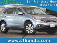 In a class by itself! Join us at San Francisco Honda!